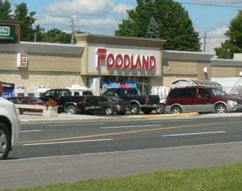 Photo of Foodland grocery store